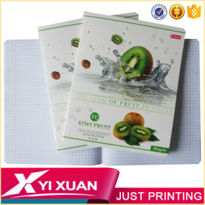 Wholesale Custom Cheap Stationery School Student Exercise Notebook pictures & photos