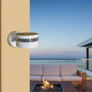 Ce RoHS Plastic LED Solar Powered Wall Lights pictures & photos