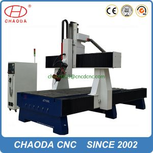 Atc 3D CNC Carving Machine for Wood Foam Aluminum pictures & photos