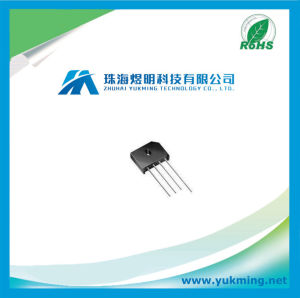 Electronic Component Full Bridge Rectifier Diode Rectifier Bridge for PCB pictures & photos