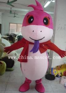 The Snake Baby Mascot Costume