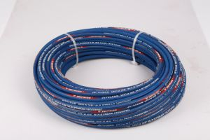 High Quality Steel Wire Braided Rubber Hydraulic Jet Washing Hose pictures & photos