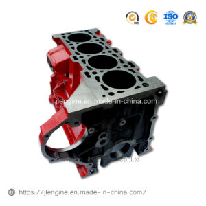 Engine Body Isf2.8 Cylinder Block OEM 5261257 5334639 Foton Crankcase pictures & photos