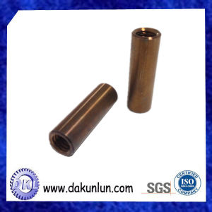 Precision Customized Internal Threaded Hollow Brass Tube pictures & photos
