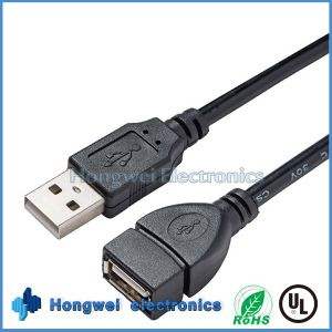 High Speed USB 2.0 a Male to a Female Extension USB Cables