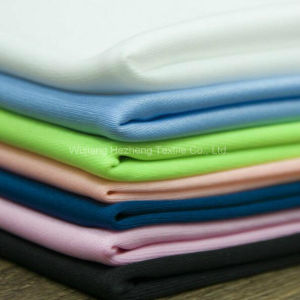 75D Polyester Knitted Lining Fabric for Garments pictures & photos