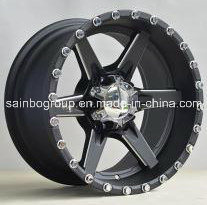 Sainbo Attractive Aluminum Wheel F46001 Car Alloy Wheel Rims pictures & photos