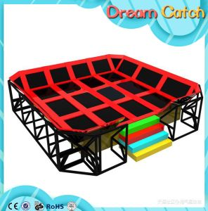 Kids Adult Trampoline Indoor Equipment with Ce pictures & photos