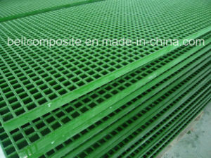 FRP/GRP High Strength Walkway /Fiberglass Molded/Grating Mesh pictures & photos