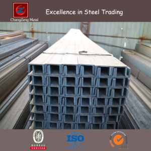 Structural Steel U Channel Bar for Building Construction pictures & photos