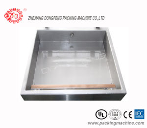 Single Chamber Food Vacuum Packing Machine (DZ-420T) pictures & photos