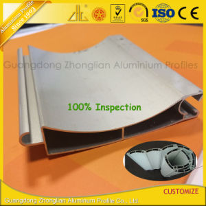Anodized Aluminium Roller Shutter Profile for Rolling Gate Design pictures & photos