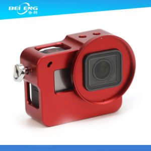 2017 Gopro Hero 5 Frame Accessories CNC Aluminum Protective Frame Case Mount for Gopro Hero5 pictures & photos