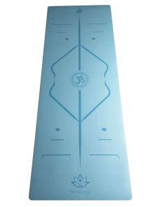 Best Antislip PU Polyeuthane Yoga Mat Laser Engraving Pattern Customizable pictures & photos