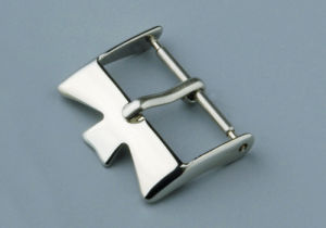 High Class Stainless Steel Pin Watch Buckle pictures & photos
