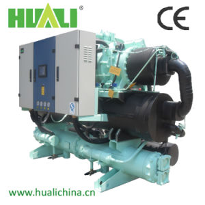 Screw Type Water Chiller with Ce Certificate pictures & photos