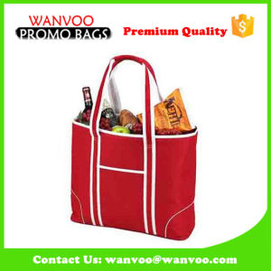Promotional Cooler Bag Made of Non Woven, Woven, Polyester Canvas for Lunch Picnic Thermal & Cooling pictures & photos