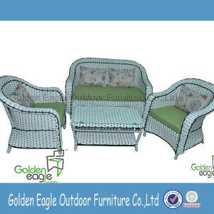 Clasical Design Garden Rattan Sofa Set (S0138)