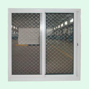Aluminum Sliding Window with Stainless Steel Burglar Net, Aluminium Window, Window K01179 pictures & photos