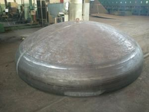 The Elliptical Shell Cover for Storage Tank by Cold Forming pictures & photos