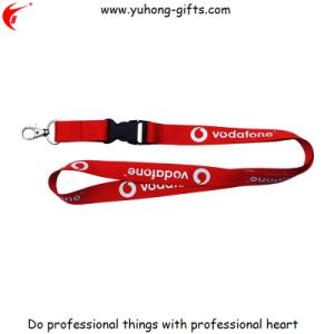 Custom Imprint Two Clips Lanyard for Promotion (YH-L1252) pictures & photos