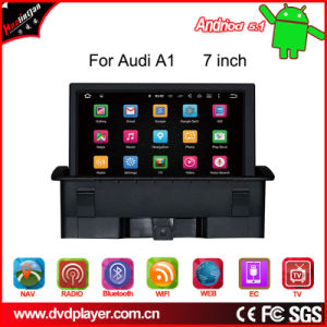 "7""Carplay Car DVD Player for Audi A1 Anti-Glare Radio Navigation Digital TV Reversing Viewing Bluetooth SD/USB Aux pictures & photos"