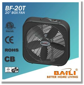 """Popular 20"""" Square Box Fan with Thermostat pictures & photos"""