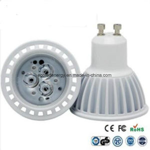 Ce and Rhos GU10 3W LED Bulb pictures & photos