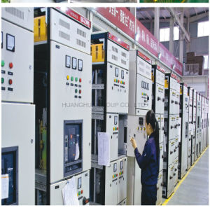 Zn85-40.5 Indoor Truck Type High-Voltage Vacuum Circuit Breaker pictures & photos