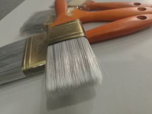High Quality American Style Painting Brush with Wooden Handle pictures & photos