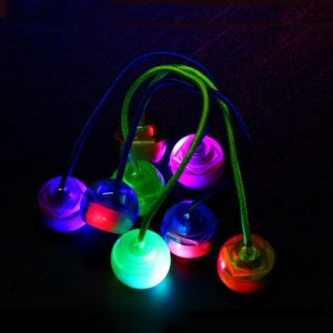Newest Funny Toys Yoyo Ball Thumb Ball with Light (H82551050) pictures & photos