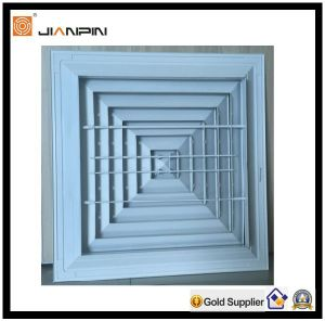 4 Way Flat Frame Square Air Intake pictures & photos