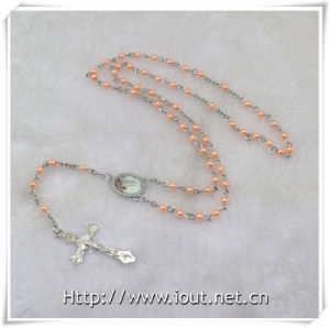New Pope Francis Rosary, Plastic Rosaries (IO-cr386) pictures & photos
