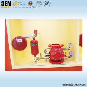 Zsfz Top Quality Fire Alarm System Wet Alarm Valve pictures & photos