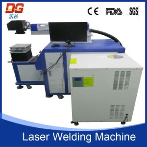 Automatic Factory 300W Galvanometer Laser Welding Machine Manufacturer pictures & photos