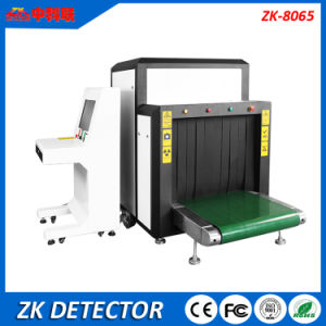 Hot Sales X Ray Scanner for Big Cargo Inspection
