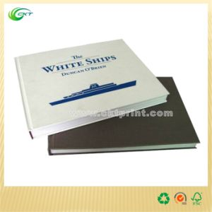 Professional Hardback Book Printing with Glossy Art Paper (CKT -HB-520) pictures & photos