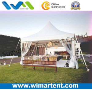 6X6m Manual Assembly Gazebo Tent for Break Time pictures & photos