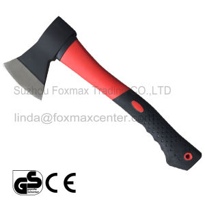 Drop Forged Axe with Fiberglass Handle (HM-002) pictures & photos