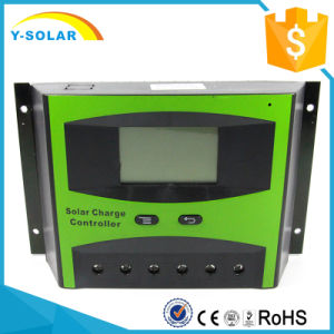 12V/24V 60A Solar Controller with Working Storage Function Ld-60b pictures & photos