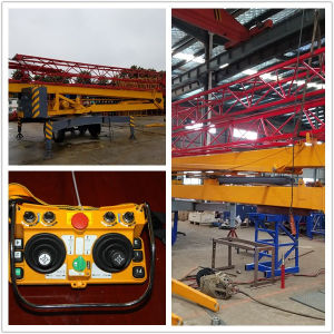 Pully Manufacture Max. 1 Ton Load Foldable Mobile Tower Crane (MTC20300) pictures & photos