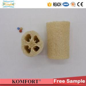 Jm406A Exfoliating SPA Luffa Pad Ntural Loofah Sponge Scrubber Wholesale pictures & photos
