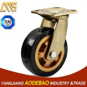 Heavy Duty Swivel PVC Caster Wheel pictures & photos