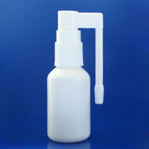 30ml HDPE bottle with 18/415 screw on L# throat sprayer pictures & photos