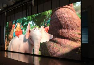 Full Color Indoor TV Panel LED Video Wall LED Display pictures & photos