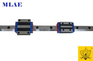 Square Linear Shaft Rail Guide with Flange Block pictures & photos