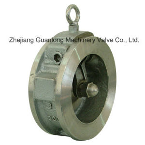 Wafer Type Swing Slim Check Valve (H74W/H/N/X/F) pictures & photos