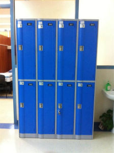 2 Door Locker Cabinet Furniture pictures & photos