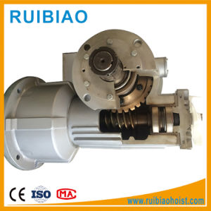 Construction Spare Parts Worm Gear Reducer Gearbox pictures & photos