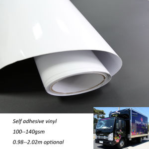Hot Sale 2016 New Clear Adhesive Vinyl pictures & photos